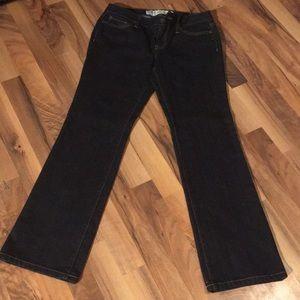 Blue Ann Taylor Size 4 Slender Fit Jeans.